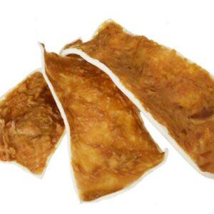 chips met uier temp