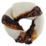 SD-E003 Rawhide Esophagus, donut spiral wrapped_new