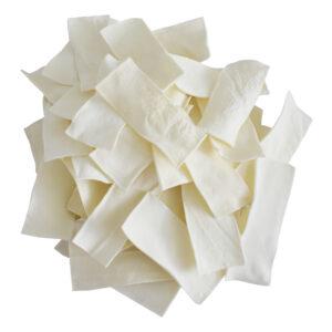 1KG Runderhuid chips naturel
