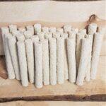 Munchy Stick van 100% runderhuid 12,5 cm